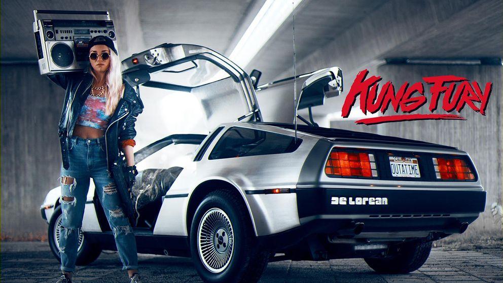 De Kickstarter a Cannes y el regreso de David Hasselhoff a lomos de un T. rex