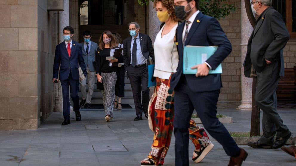 Budó aleja el horizonte electoral en Cataluña y pone deberes a Aragonès