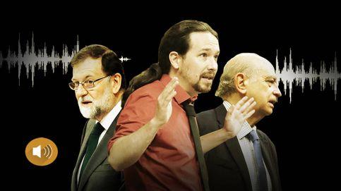 """El audio de la investigación a Podemos: """"Tengo un mandato del ministro y Rajoy"""""""
