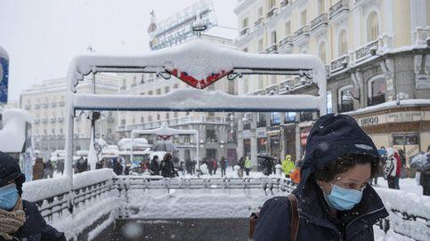 La lenta vuelta a la movilidad en Madrid: barrios helados esperan el fin de Filomena