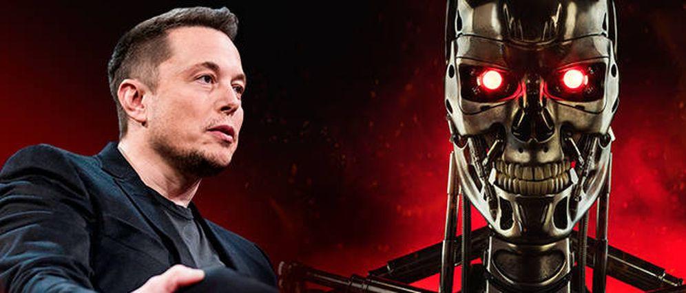 Los españoles que luchan con Elon Musk contra los 'robots asesinos'