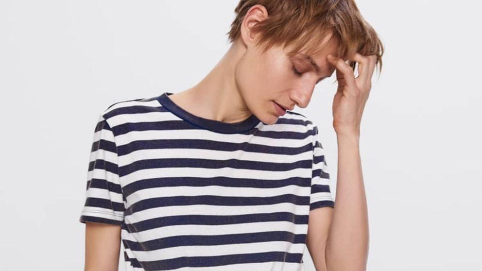Zara tiene la camiseta con la que solucionar nuestro armario de verano por menos de 8 euros