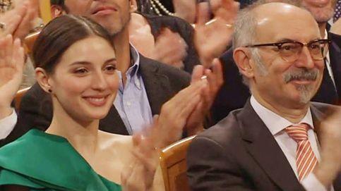 María Valverde, en Viena en el Concierto de Año Nuevo dirigido por su novio, Gustavo Dudamel