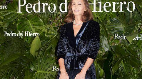 Isabel Preysler protagoniza el front row de Pedro del Hierro