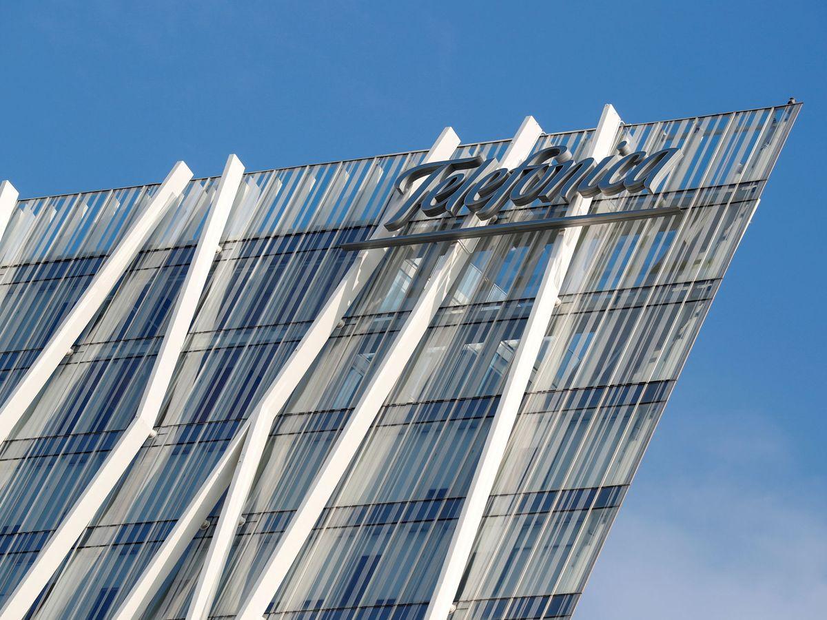 Foto: Edificio de Telefónica en Barcelona. (Reuters)