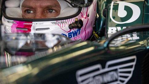 El 'susto' en Ferrari o la `muerte' en Aston Martin: la arriesgada apuesta de Sebastian Vettel