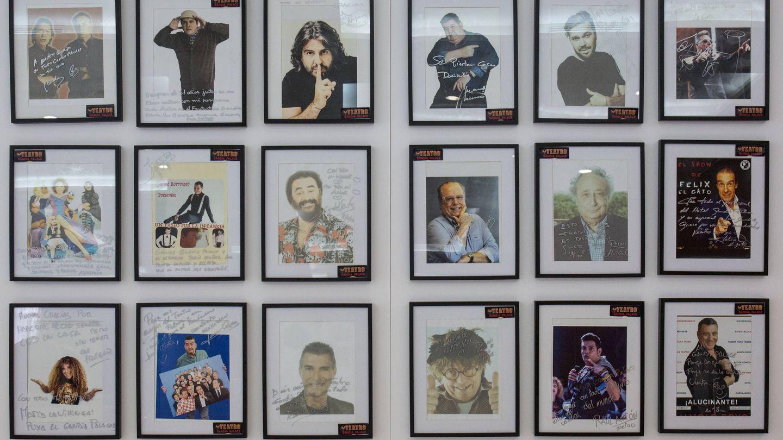 Algunos de los humoristas que han visitado el Gandía Palace desde 2017.