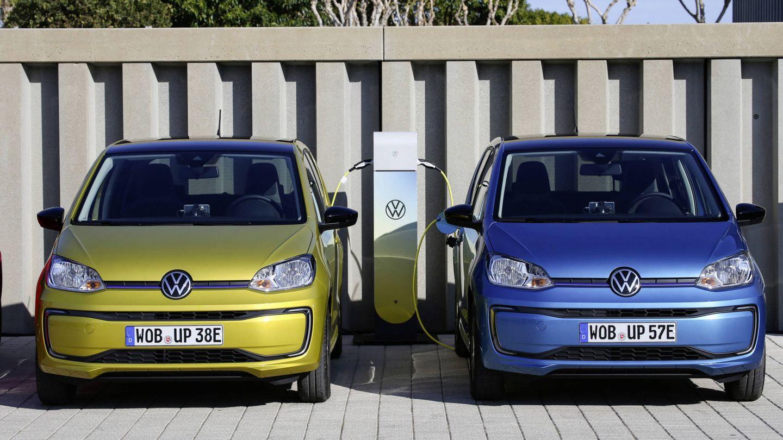 El nuevo e-Up es el primer paso de la electrificación total del grupo Volkswagen.