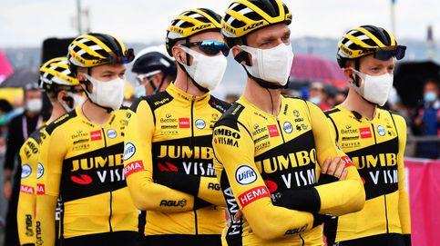 Los equipos Jumbo-Visma y Mitchelton Scott abandonan el Giro por coronavirus