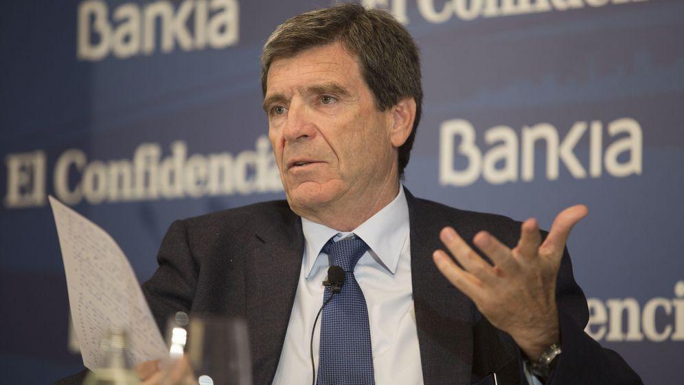 Foto:  El presidente del Puerto de Valencia, Aurelio Martínez. (Marga Ferrer)