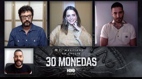 Manolo Solo, Macarena Gómez y Miguel Ángel Silvestre