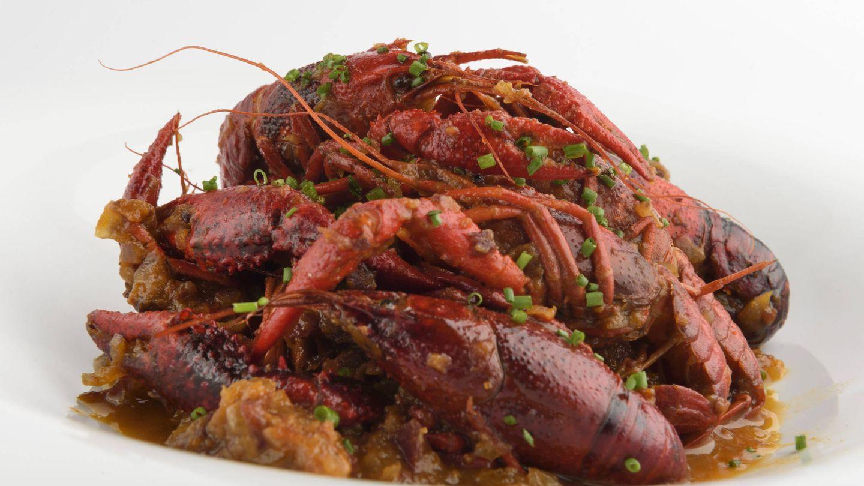 Los cangrejos de río de Taberna Arzábal