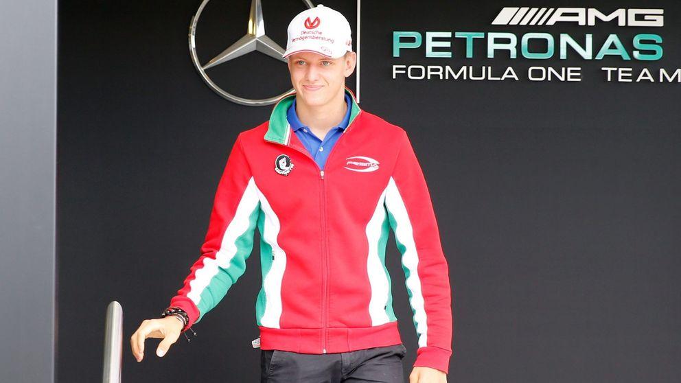 La ilustre herencia de Schumacher, Newey y Vettel