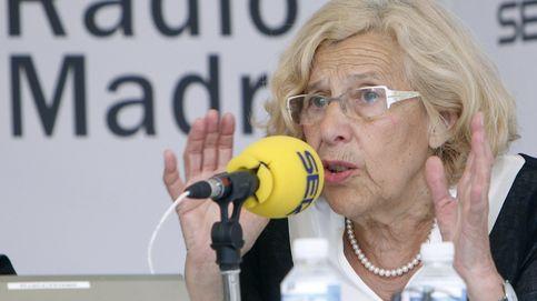 PP: Rajoy da la cara. Carmena no permite medios en sus encuentros