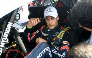 Dani Sordo será piloto WRC de Hyundai los próximos dos años
