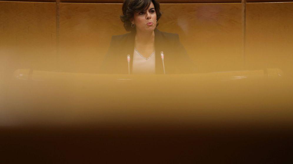 Foto: Soraya Sáenz de Santamaría. (Reuters)