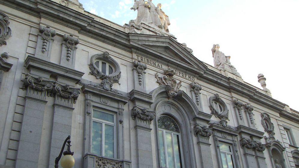 Foto: Sede del Tribunal Supremo en Madrid.