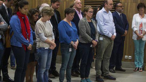 No nos intimidarán: Bruselas guarda silencio en memoria de las víctimas