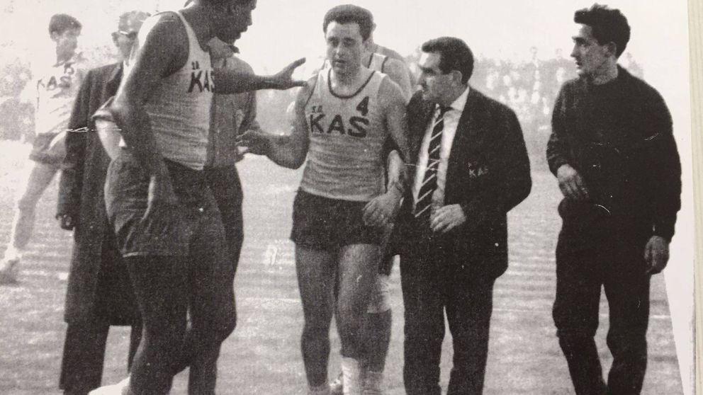 Kas 1967: el equipo y la Copa de baloncesto que enamoraron a Vitoria