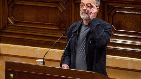 Riera (CUP) cree que el 155 sigue vigente en los Mossos y los ve tolerantes con el fascismo