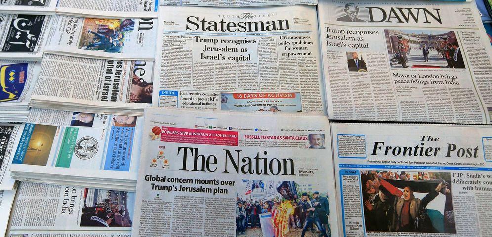 Foto: Imagen recurso de varios periódicos. (EFE)