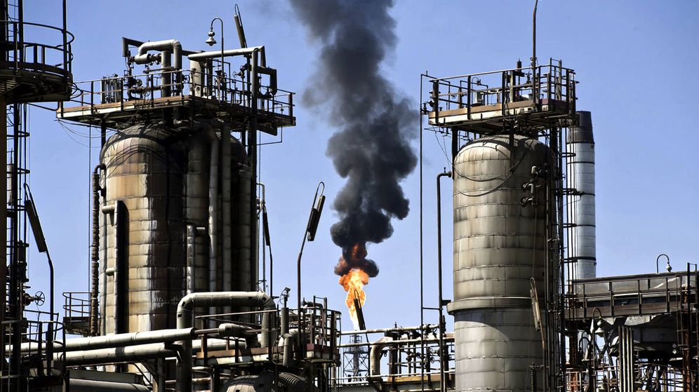 Foto: La refinería Al-Zour