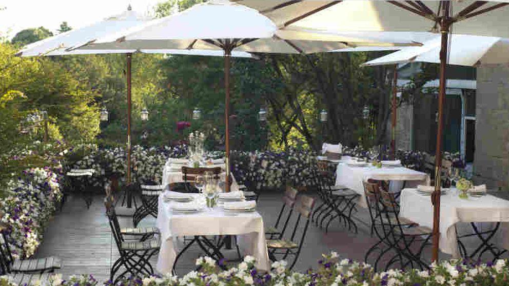 Quinta da Auga, el placer del agua y la gastronomía, en Compostela