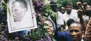Foto: El asesinato que cambió el devenir de una nación (y el de todo un continente)