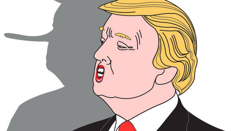 ¿Por qué miente Donald Trump?