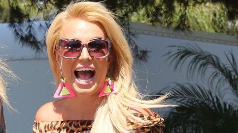 Los kilitos de más de Britney Spears en Los Ángeles