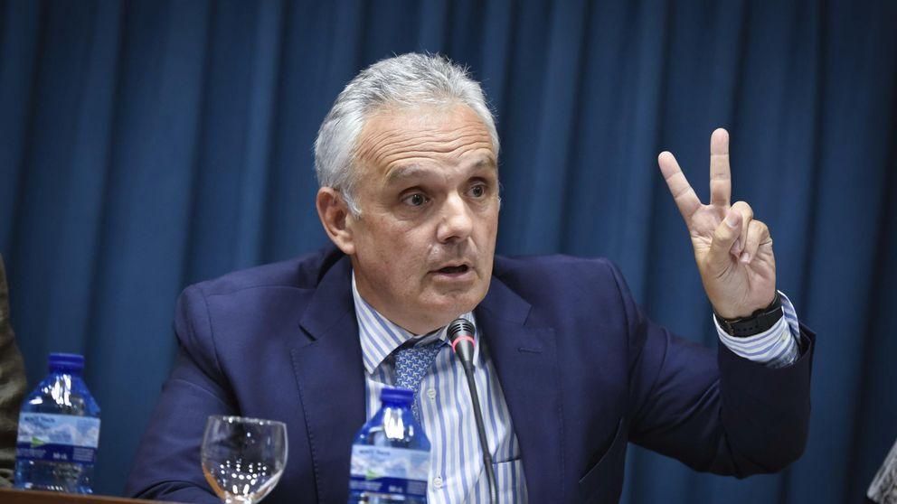 El CSD pide la suspensión automática de funciones para Escañuela