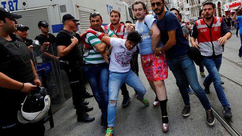 La Policía turca vuelve a reprimir el Orgullo Gay en Estambul