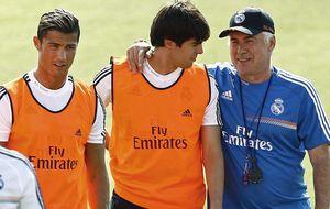 El cuerpo técnico de Ancelotti en el Madrid, cuestión de familia