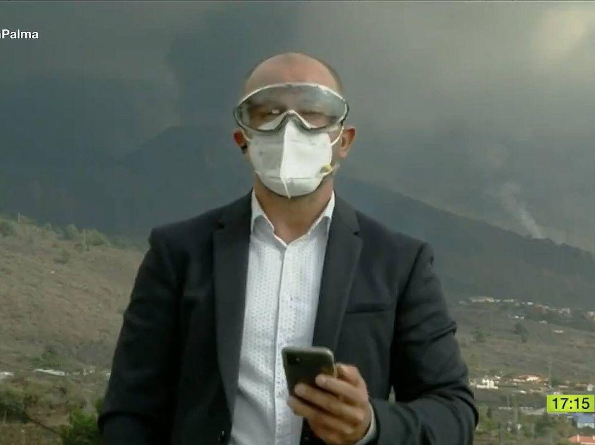 Foto: Emisión de 'Buenas tardes Canarias'. (RTV Canarias)