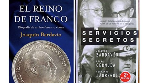 Muere el periodista Joaquín Bardavío, autor de una de las biografías más completas de Franco