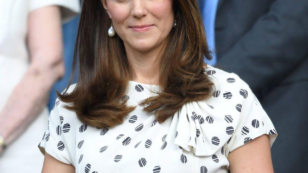 ¿Por qué Kate Middleton no se suele recoger el pelo? Tenemos la respuesta