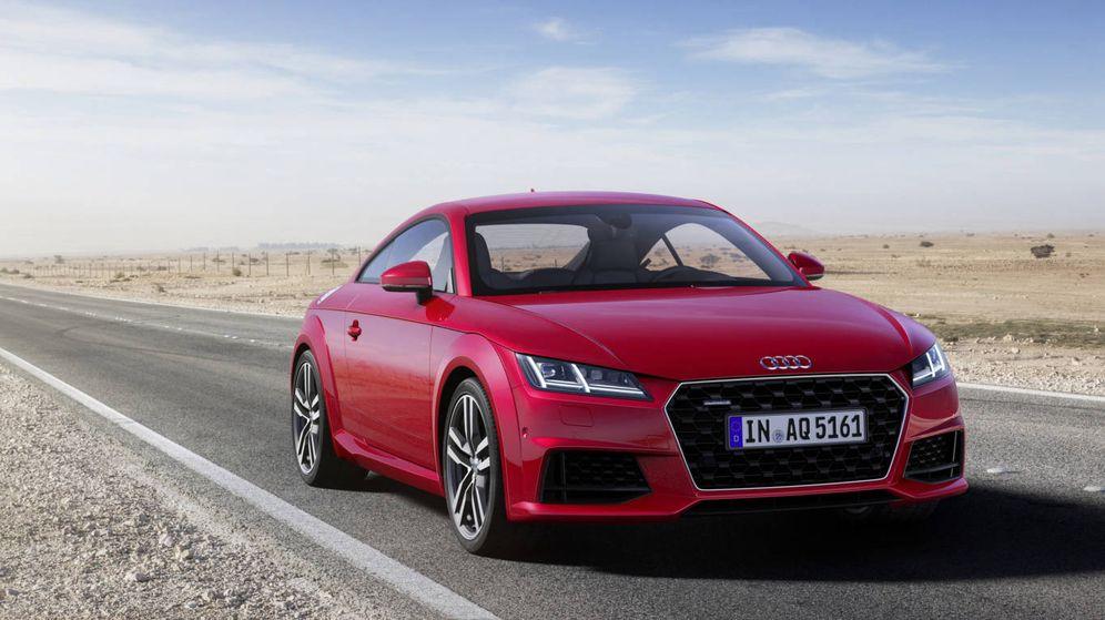 Foto: Nuevo Audi TT a la venta con motores de entre 197 y 306 caballos y una estética renovada.
