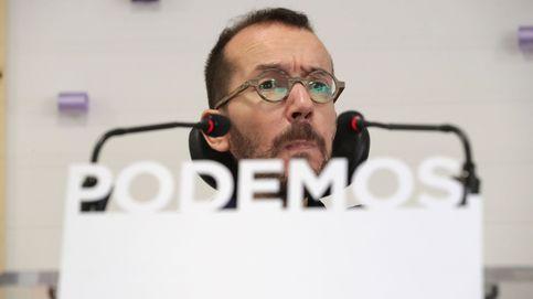 Echenique: las bases de Podemos son inteligentes y apoyarán a Iglesias-Montero