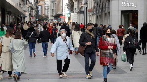 El consumo repunta en el inicio de marzo por el levantamiento de las restricciones