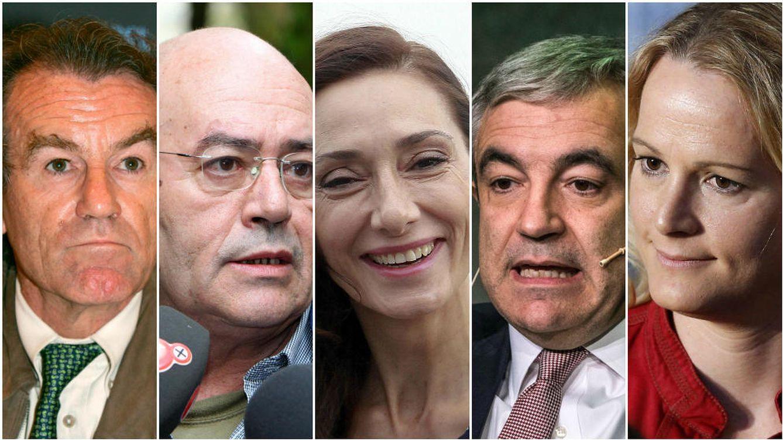 ¿Identificaría las caras de estos miembros de partidos? Compruébelo en este test