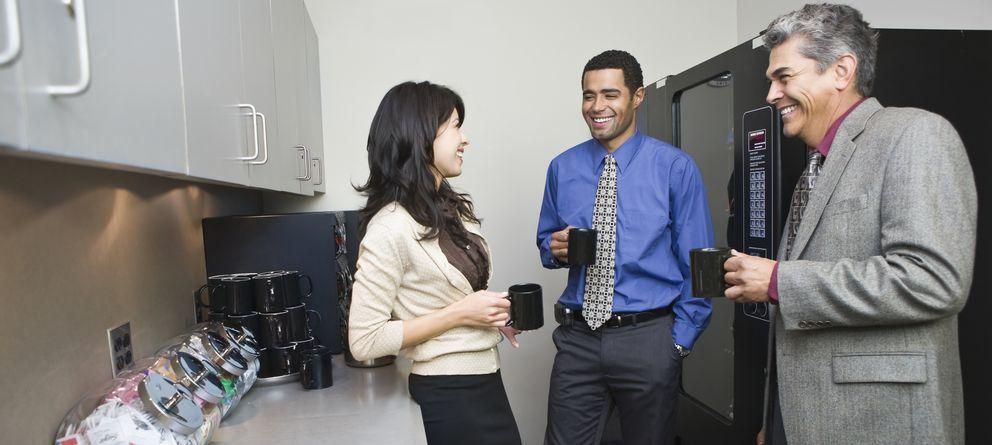 Foto: Remarcar las diferencias entre hombres y mujeres es una afición común que llega a su máximo esplendor en el trabajo. (Corbis)