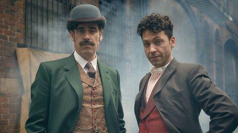 Paramount Channel estrena 'Houdini y Doyle' el jueves a las 22:00 horas