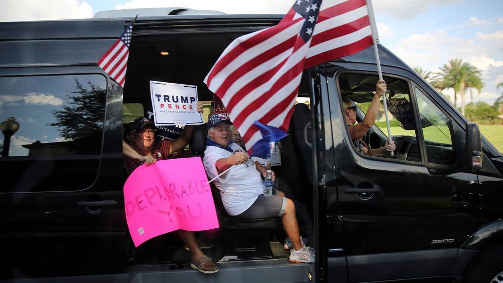 "Donald Trump, el ""gran mago"" que hipnotiza a EEUU"