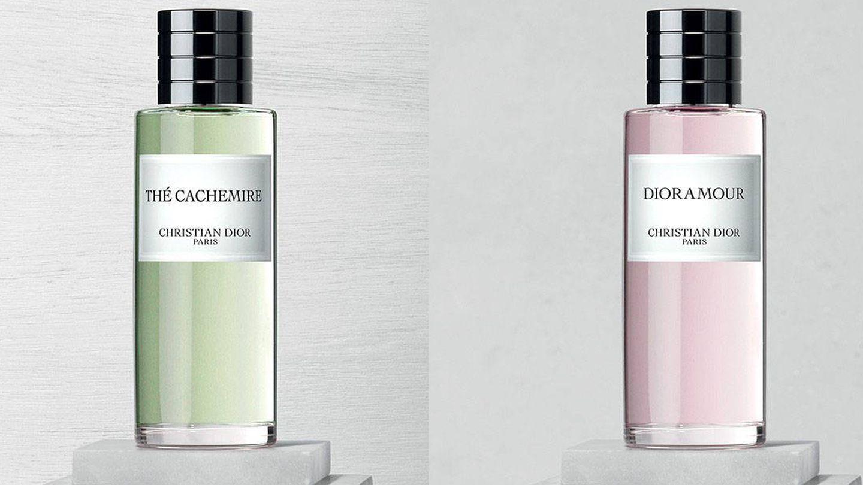 Los perfumes exclusivos de Maison Christian Dior.