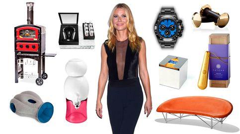 Gwyneth Paltrow y su ridícula (y carísima) lista de regalos por valor de casi un millón de dólares