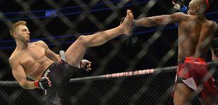 Post de UFC Auckland: el gran KO de De Lima y el brutal choque entre Hooker y Felder