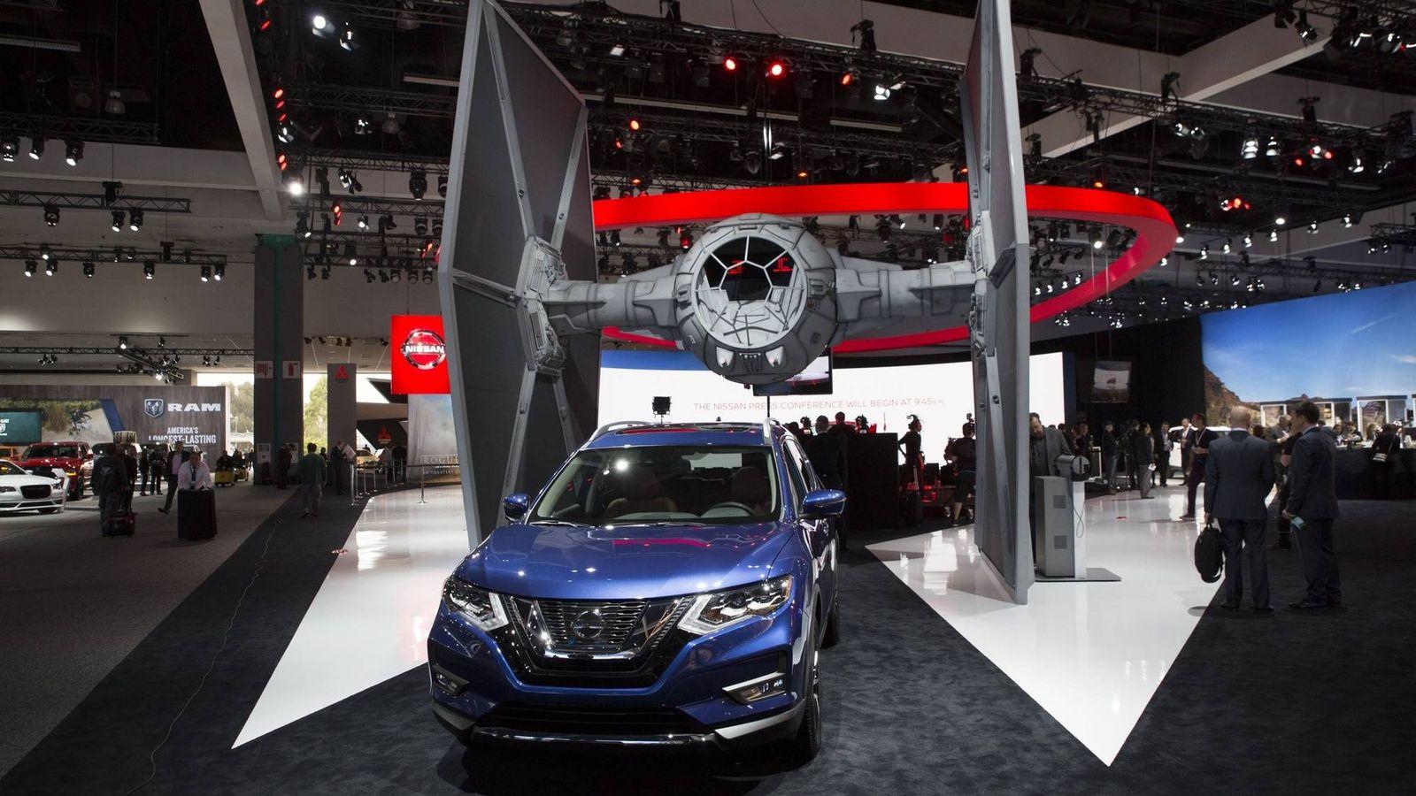 Foto: Nissan tiene una fuerte presencia en Estados Unidos.