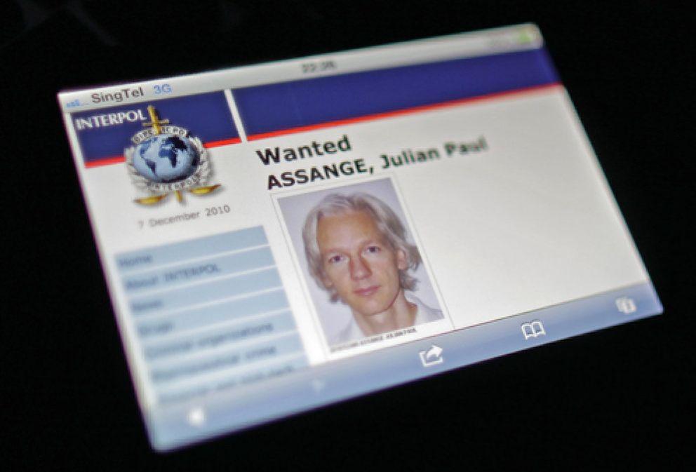 Foto: Un grupo de 'hackers' ataca a Paypal y Mastercard en apoyo a Wikileaks