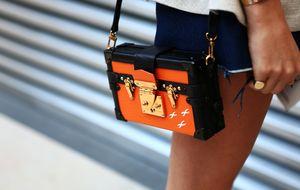 14 formas muy cool de lucir un bolso