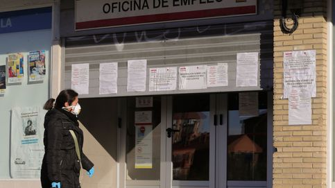 El año de la pandemia se cierra con 360.000 afiliados menos y 783.000 personas en ERTE